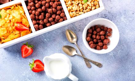 Healthy breakfast is key to survival