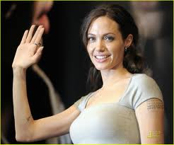 The Tragedy Of Angelina Jolie's Tits