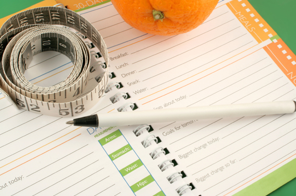 How to Create a Food Diary
