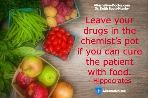 Food As Medicine Quote