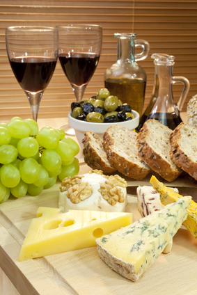 Have You Tried The Mediterranean Diet?! It Rocks!