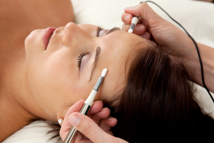 The Great Thyroid Gland Gives Engine Speed with Electro Acupuncture