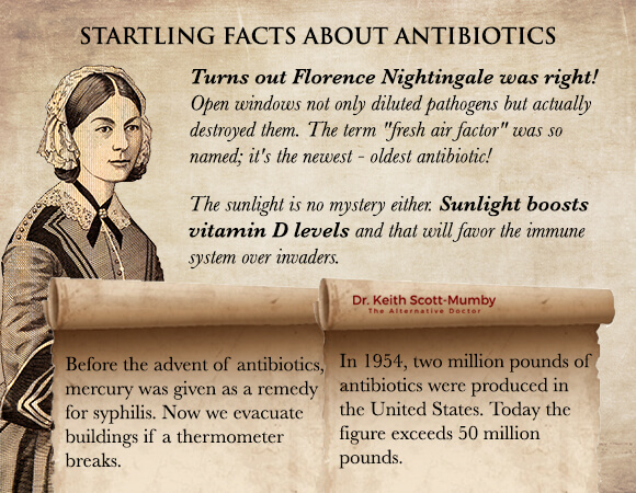 The Forgotten Alternatives to Antibiotics That Saved Millions Of Lives