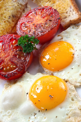 Avoid the Standard American Breakfast and Get A Truly Heart Healthy Diet