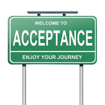 Acceptance As A Tool to Personal Growth