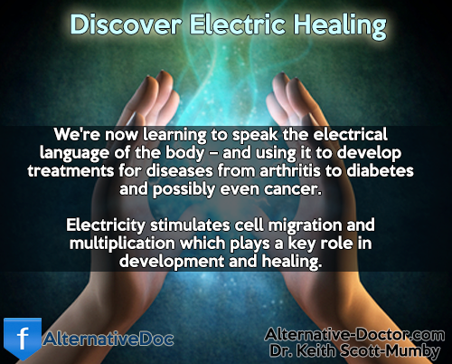 Electrotherapy – Discover the Electric Language of the Body for Ultimate Healing