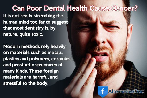 Can Poor Dental Health Cause Cancer? Hidden Dangers Revealed