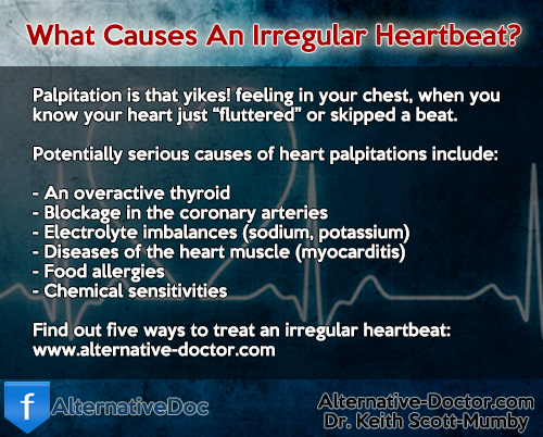 What Causes Irregular Heartbeat?