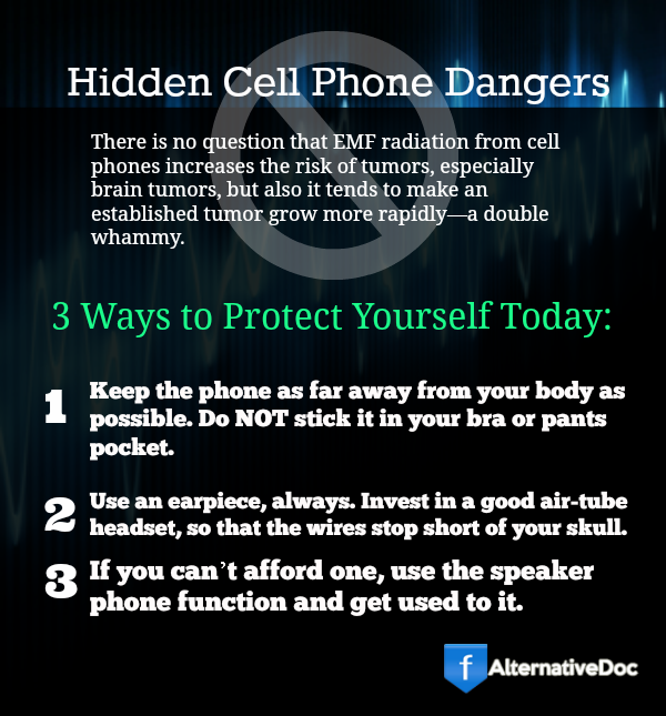 Hidden Cell Phone Dangers, EMF Hazards, & EDTA Chelation – Part 3