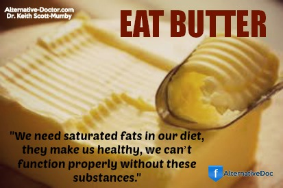 Benefits of Eating Saturated Fats