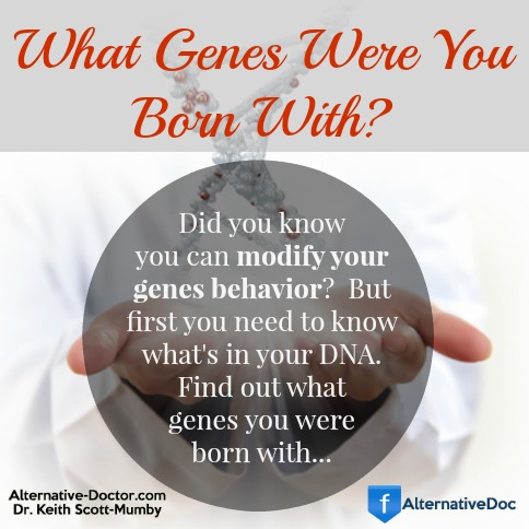 Modify your genes behavior