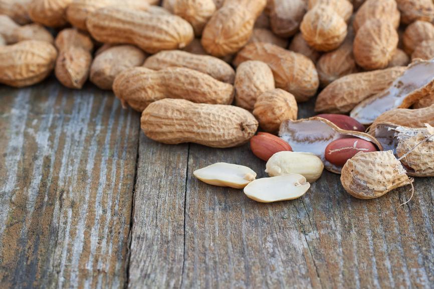 Allergic to Peanuts