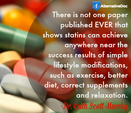 The Dangerous Truth About Statins