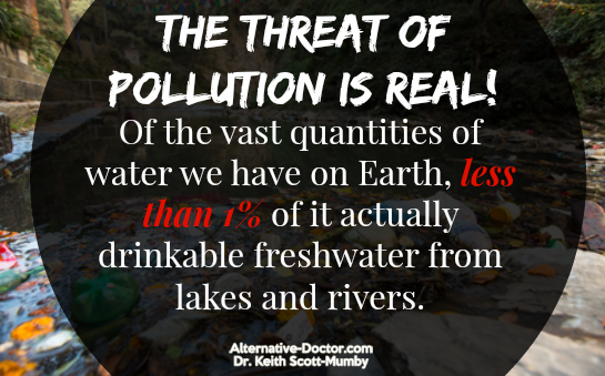 contaminated-water