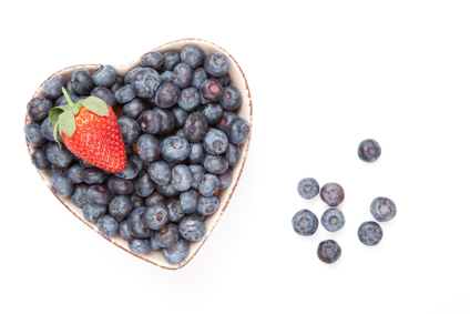 berries-heart-anti-inflammation-diet