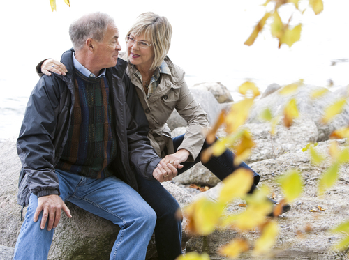 Healthy Aging – Could Your Spouse Affect How You Age?