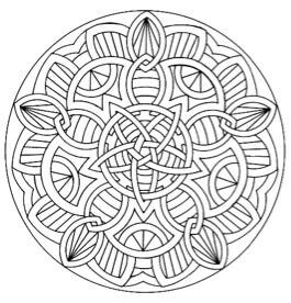 Benefits Of Coloring Mandala