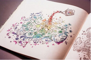 Are You Meditating With The Benefits of Coloring Books?