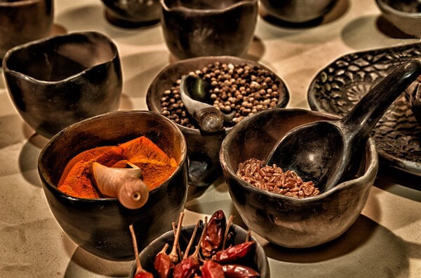 Natural Pain Relievers in 5 Herbs & Spices