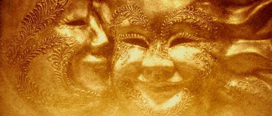 code-of-living-delight-gold-masks