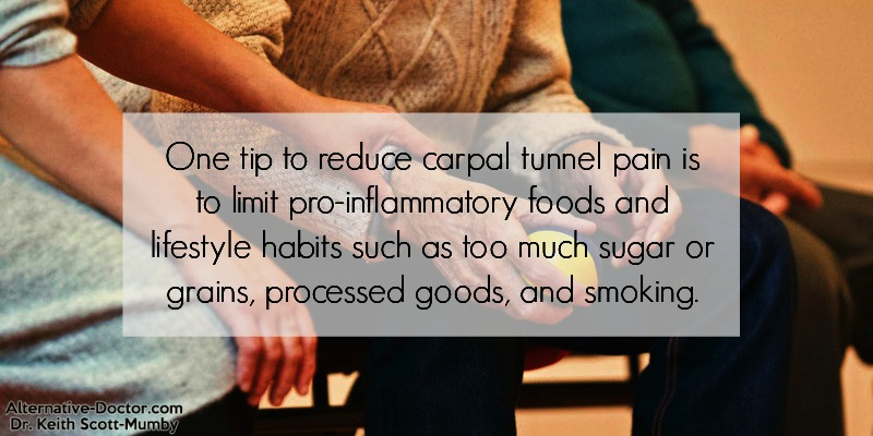 Carpal tunnel pain can really have an impact on your life. Get carpal tunnel relief with 6 tips to reduce the pain naturally.