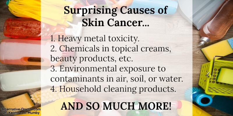 Take necessary precautions when in the sun and prevent skin cancer!