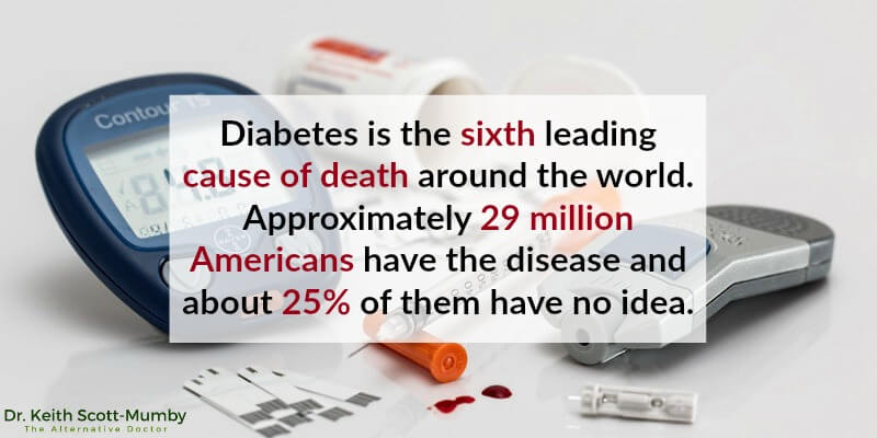 More people need to be aware of how to fight diabetes naturally and lower their risks of being part of the statistic. Click here to learn more about it...