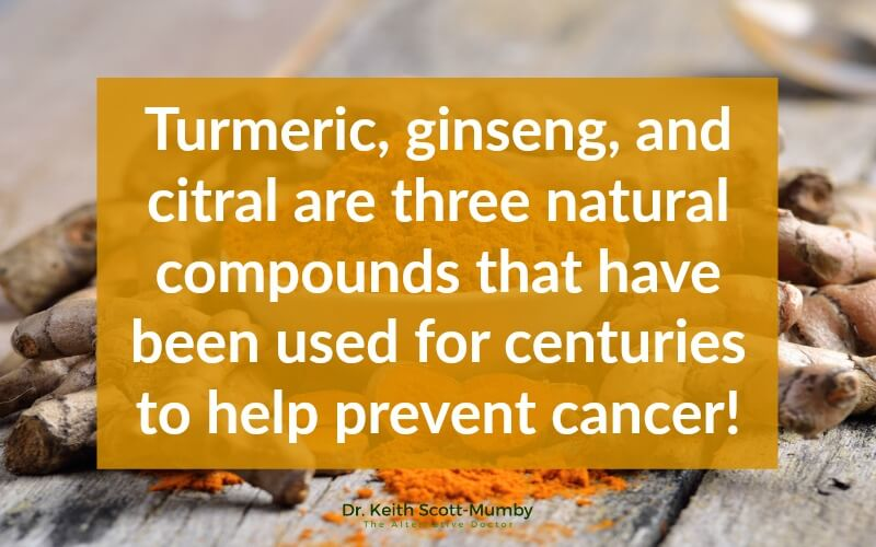 Prevent cancer naturally by adding 3 powerful ingredients into your every day diet regime. While modern medicine is evolving, taking the alternative route is a very safe and healthy option! Click here to learn more...