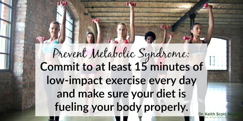 It's important to understand what metabolic syndrome symptoms consist of. It's very possible that your diet is negatively impacting the way your body functions. Click here to read about the top 8 symptoms and how to get your body back on track...