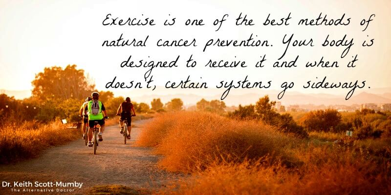 To BEAT the #2 killer in the world (CANCER) takes focus and dedication. However, to PREVENT this devastating disease, natural cancer prevention is your best and smartest option. Click here to learn about effective ways to prevent cancer starting today...