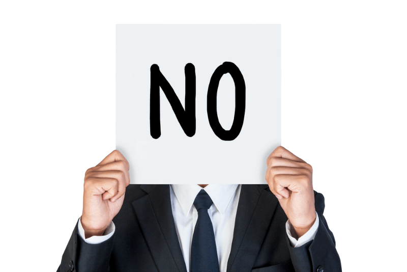 Give Yourself Permission To Say No