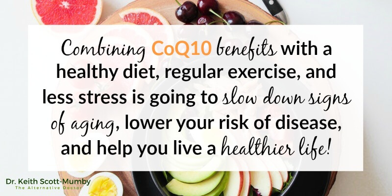 Is your body making enough Coenzyme 10? When you're young, your body naturally produces enough benefits of CoQ10 to protect your health. However, as you age, your production begins to slow. Click here to learn more...