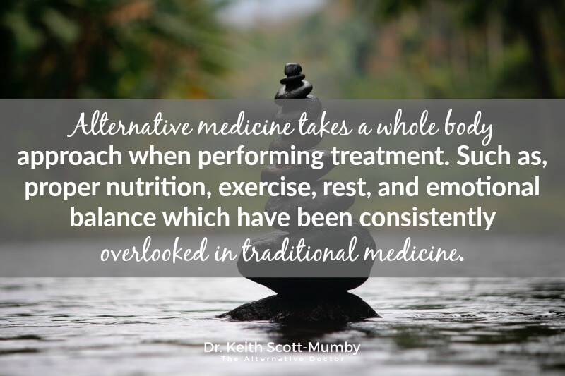A combination of traditional treatments and alternative medicine benefits to facilitate healing in the best possible way. Click here for more...