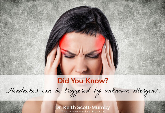 Depending on what type of headache you suffer from, it can derail your life. Read my 9 tips on how to get rid of headaches naturally by clicking here...