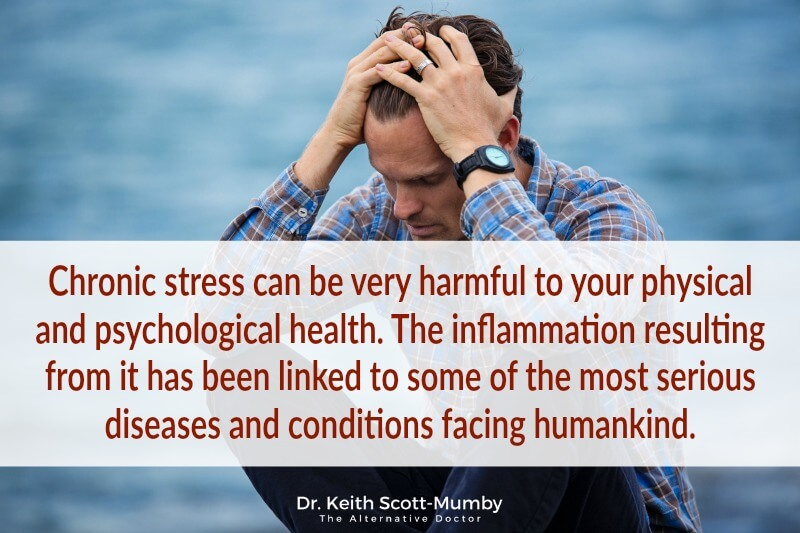 The dangers of stress are an exceedingly real and shockingly prevalent part of modern life. Click here to learn how to naturally reduce stress...