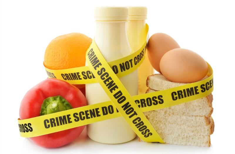 The Health Consequences of Unknown Food Allergy