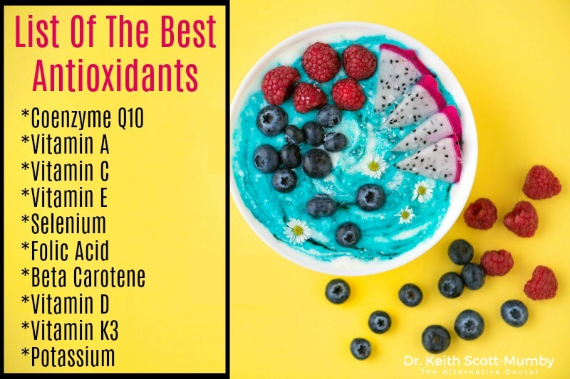 """It's important to weed through all the """"miracle"""" mumbo jumbo and figure out which antioxidant benefits are best to help you prevent (or fight) cancer..."""