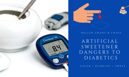 Artificial Sweetener Dangers to Diabetics!