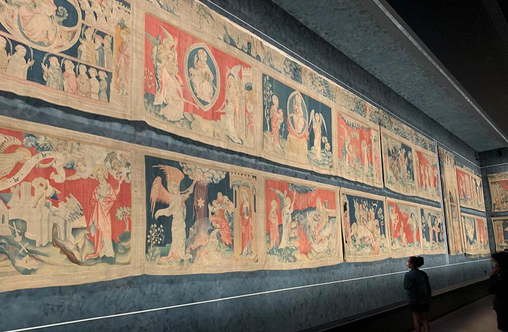 apocalypse tapestry