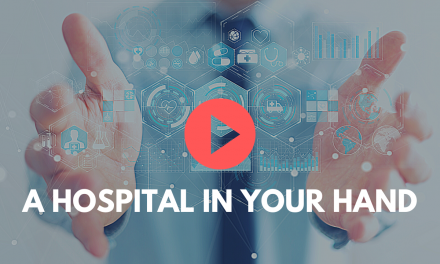A Hospital IN your hands
