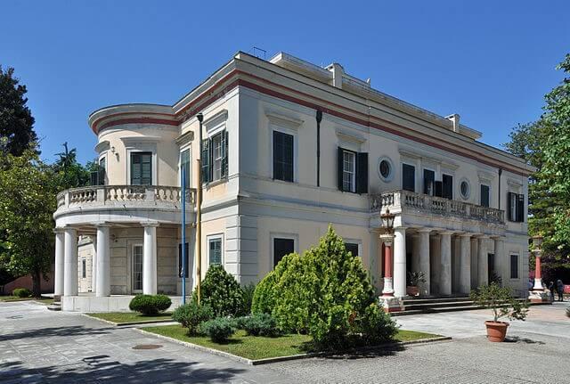 Mon Repos Palace