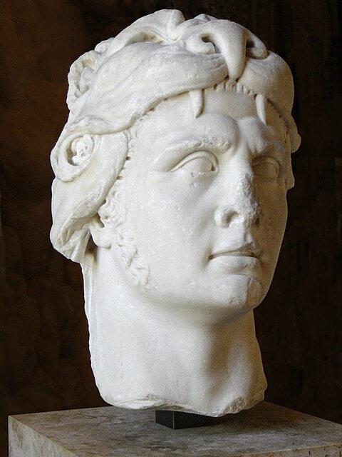 mithridates-bust